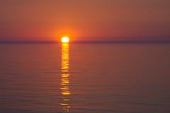 IMG_9441 (giltay) Tags: lakehuron sunset tamron135mmf28 sun lake