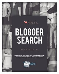 Blogger search! 20-31 Aug (Ainadara Resident) Tags: blogger application blogotex i3f co fashion maitreya