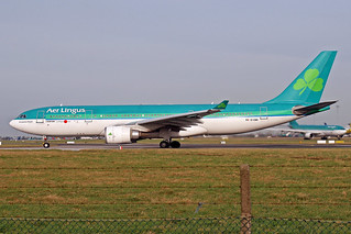 Aer Lingus Airbus A330-202 EI-EWR