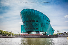NEMO Science Museum (Alexandre66) Tags: paysbas nederland amsterdam canon 6d 24105mm f4 l is usm nemo science museum