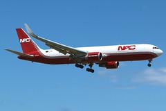 N379CX (jose_mendez23) Tags: boeing b767 aviation aviacion nac jetliner cargo sju