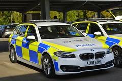 AU16 AOH (S11 AUN) Tags: norfolk police bmw 530d touring traffic car anpr rpu roads policing unit 999 emergency vehicle au16aoh