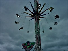 I'll skip This One, Thank You! (springblossom3) Tags: cardiff bay tourism fairground structure