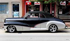 sweet creation... (Stu Bo) Tags: vintageautomobile vintagecar streetrod canon certifiedcarcrazy coolcar classiccar canonwarrior sexonwheels greatpaint sbimageworks idreamofcarsmotorsandhorsepower