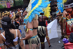 DSC_7925 Notting Hill Caribbean Carnival London Exotic Colourful Costume Girls Dancing Showgirl Performers Aug 27 2018 Stunning Ladies (photographer695) Tags: notting hill caribbean carnival london exotic colourful costume girls dancing showgirl performers aug 27 2018 stunning ladies