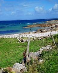 Le Connemara, Comté de Galway (Irlande) (bobroy20) Tags: ireland clifden irlande europe europa mer sea océan connemara littoral