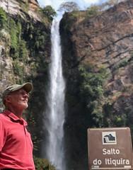 In the spray  .  .  . (ericrstoner) Tags: saltodoitiquira itiquirafalls waterfall cachoeira formosa goiás valedoparanã
