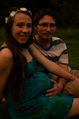 DSC_0780 (Aireal Sage) Tags: maternity mom be beautiful hippie hoho outdoor portrait couple dad love