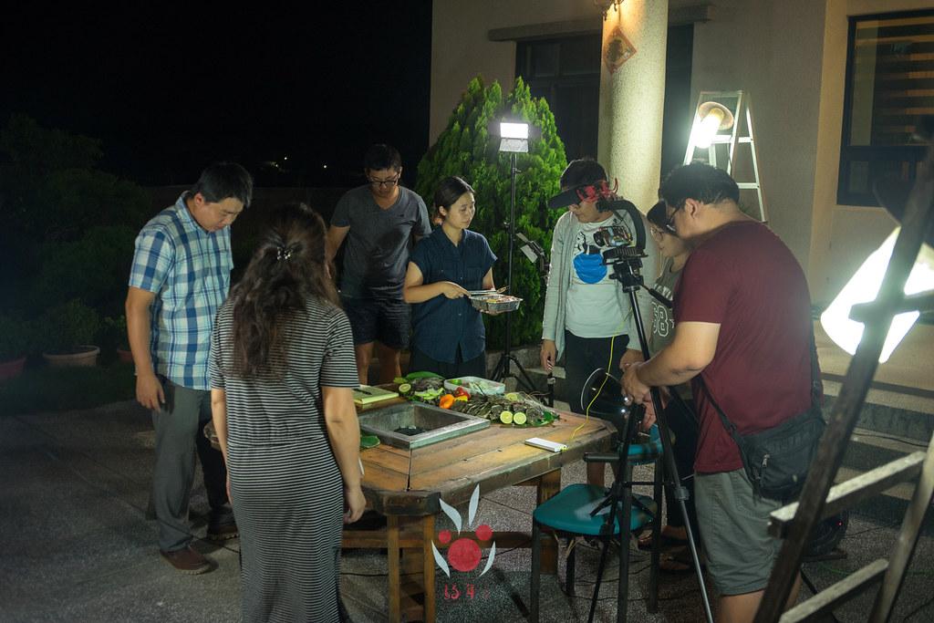 最奢華的中秋烤肉組 海鮮大集合之 龍膽石斑、泰國蝦、蚵、大卷 |小農聯盟10