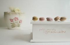 petit secret (Chocolatine photos) Tags: macarons highkey douceur àtable blanc photo photographesamateursdumonde pdc fleur flickr nikon gourmandise pastel makemesmile minimaliste stilllife