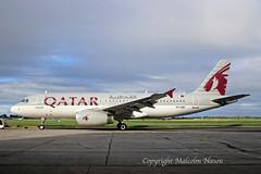 A320-232 A7-ADE QATAR AIRWAYS (shanairpic) Tags: jetairliner passengerjet a320 airbusa320 shannon qatarairways a7ade iac eirtech