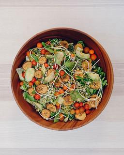 Organic Salad Bowl