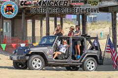 Fri Beach Crawl OCJW18-947 (Live Wire Media & Events) Tags: jeep ocjeepweekcom ocjw18 oc week 2018 wrangler jk jku tj yj cherokee