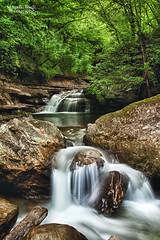 Savio river (guitarmargy) Tags: cascata waterfall river savio romagna landscape fiume paesaggio panorama wildlife nature marcellobardi italy canon water rocks acqua rocce colors