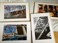 Préparation pour le salon de la photo de Jassans....les 27et 28 octobre.... (hlegallais) Tags: exhibition exposition tableau