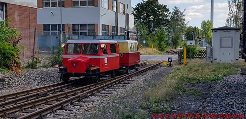Motordraisine Alfred Der Berliner Eisenbahnfreunde Und Mkb 52