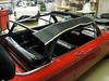 Chevrolet Corvair Monza Verdeck 1962 - 1969 Gurt Nachher