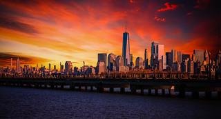NYC Skyline - Freedom Tower