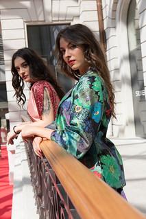Laurely Gonnet & Madison Breziat