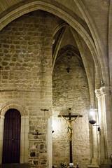 Cristo crucificado interior Iglesia San Pedro Ciudad Real (Rafael Gomez - http://micamara.es) Tags: cristo crucificado interior iglesia san pedro ciudad real