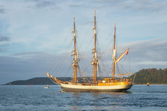 Life On An Ocean Wave (Rich Walker75) Tags: ship tallship plymouth devon britainsoceancity vessel sea ocean water outdoor canon england efs1585mmisusm eos80d eos