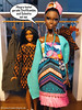 test (alegras dolls) Tags: barbie 16scale alvinailey fashiondoll dollfashion