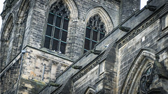 Paisley Abbey 2018-19 (henderson231280) Tags: paisley abbey cathedral church stone architecture old ancient religion gargoyle river scotland