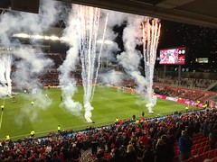 IMG_4262 (G. Brar) Tags: toronto football club bmofield bank montreal mls playoffs cup easternconferencefinals leg2 columbuscrewsc tfc soccer 2017 fireworks