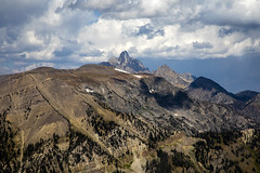 Grand Teton from Rendezvous Mountain (Bill in DC) Tags: wy wyoming gtnp grandtetonnationalpark 2018