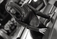 AMTS 2018 _ FP1305M (attila.stefan) Tags: stefán stefan attila pentax portrait portré k50 samyang 85mm amts 2018 budapest beauty girl hungary hungexpo