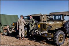 Camp militaire (didier_chantal49) Tags: camps jeep militaire soldat tente cholet maineetloire france fr