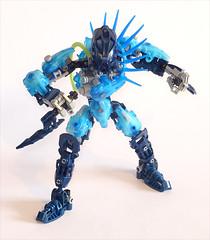 Delphix (Librarian-Bot) Tags: bionicle lego moc barraki