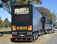 Murrell (quarterdeck888) Tags: trucks photos truckphotos australiantrucks outbacktrucks workingtrucks primemover class8 overtheroad interstate frosty quarterdeck jerilderietrucks jerilderietruckphotos flickr bdoubles lorry bigrig highwaytrucks interstatetrucks nikon truck kenworth kenworthclassic kk kenworthclassic2018 truckshow truckdisplay workingclasstrucks noprizes bdouble tautliner murrell signs signwritting logo companylogo livery companycolors trademark name transportlivery trucksigns truckimages advertising truckadvertising transportcompany roadtransportsigns logistics logisticlogos companyname backdoor rear trailers semitrailersigns
