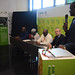 DG Sanginga at the press conference in Kigali