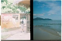 000050 (jovenjames) Tags: 2017 diptych olympus pen eed fujicolor 100 analog penang malysia broken camera snapshots
