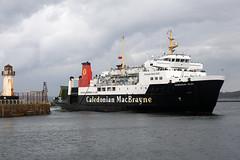 MV Hebridean Isles - Ardrossan 15-09-18 (MarkP51) Tags: mvhebrideanisles ardrossan harbour scotland caledonianmacbrayne ferry ship boat vessel maritimephotography sunshine sunny nikon d7200 nikon24120f4vr