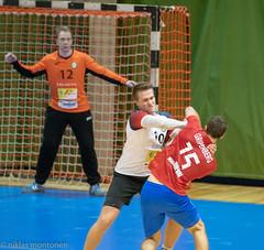 The Finnish Cup - 2018 (aixcracker) Tags: handball handboll käsipallo suomen cup 2018 dicken helsinki helsingfors suomi finland iso6400 pif parainen pargas nikond500 sport sports urheilu team lag joukkue autumn höst syksy september syyskuu pirkkola britas