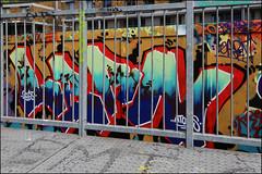 Lern (Alex Ellison) Tags: lern southlondon brixton skatepark halloffame urban graffiti graff boobs