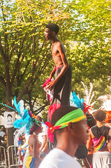 1364_0644FL (davidben33) Tags: brooklyn new york labor day caribbean parade festival music dance joy costume maskara people women men boy girls street photos nikon nikkor portrait