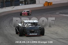 LOMS-Orange-108 (PacificFreelanceMotorsports) Tags: loms speedway racing modifieds lucasoil