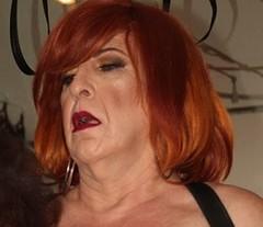 June 2018 (Patrice Bailey) Tags: redhead redhair maeup ts tv tg tranny tgirl tgurl gurl transvestite transgender transsexual cd crossdress crossdresser crossdressing face wig