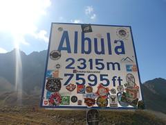 Albula Pass (pietergallas) Tags: 2018 albula albulapass switzerland cyclingswitzerland cycling