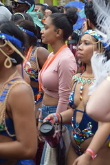 DSC_8507 (photographer695) Tags: notting hill caribbean carnival london exotic colourful costume girls dancing showgirl performers aug 27 2018 stunning ladies