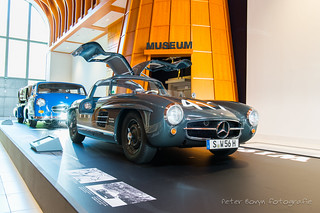 Mercedes 300 SL Gullwing - 1955