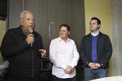 Almoço com lideranças empresariais de Curitiba