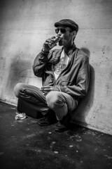 The break (pretali-photography.com) Tags: streetphotography bnw zurich blackandwhite street