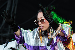 LITTLE DRAGON @ BLUEDOT FESTIVAL 2018 (Mudkiss Phtography) Tags: littledragon band livemusic festival musicfestival bluedotfestival