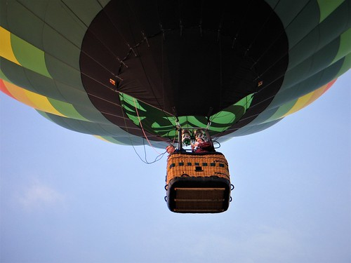 2018 Plainville (CT) Fire Company Hot Air Balloon Festival