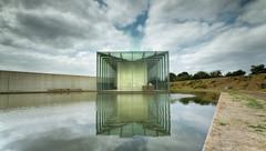 Langen Foundation Museum (Der Hamlet) Tags: langenfoundation museum kunstsammlung glasquader linien glas modernearchitektur spiegelung