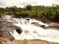 Tatai Waterfall, Cardammon Mountains, Koh Kong (Travolution360) Tags: cambodia koh kong tatai waterfall river forest jungle birds boat kayak nature outdoor holiday travel